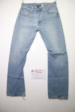 Levi's Engineered 1707 (Cod.F1622) Tg.46 W32 L34 jeans usato vintage