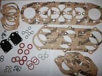 ZENITH 40 TIN CARBURETORS GASKET KIT FOR ONE PAIR