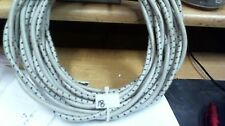 18ft Heavy Duty Western Electric /AIW 10ga SPEAKER WIRE stranded cloth PAIR
