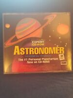 Astronomer Your Multimedia Planetarium CD-Rom Enhanced Video EXPERT SOFTWARE