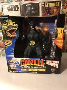 1994 Trendmasters Godzilla King Of The Monsters Godzilla 10 Inch Figure New