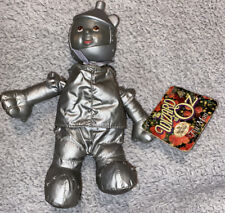 """New Wizard Of Oz Plush the Tin Man Large 7"""" Toy New"""