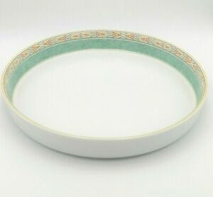 """Wedgwood Home Aztec Flan Dish Tray NEW & UNUSED 11"""" Diameter Approx"""