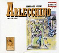 F. Busoni - Arlecchino [New CD]