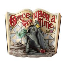 Disney Traditions Jim Shore Ornament Undersea Little Mermaid Ariel & Eric statue