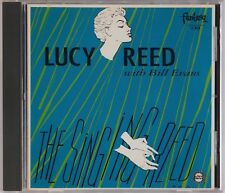 LUCY REED: The Singing Lucy Reed w/ Bill Evans FANTASY Jazz CD Rare