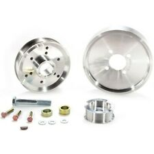 BBK 2002-2004 FORD MUSTANG GT 4.6L V8 UNDERDRIVE PULLEYS LIGHTWEIGHT BILLET UDP