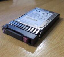 "HP 504334-001 504062-B21  2.5"" 146GB 15K SAS Dual Port Hot-Plug Hard Drive HDD"