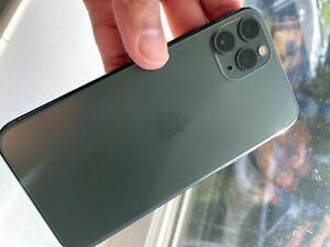 Apple iPhone 11 Pro - 64GB - Factory Unlocked - Sprint Verizon T-Mobile AT&T