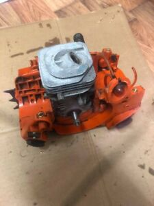 Husqvarna 236 Chainsaw Engine And Housing Assembly GWO