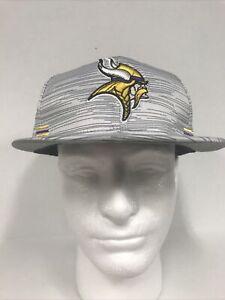 New Era NFL Minnesota Vikings Baycik 9Fifty Snapback Blurr New