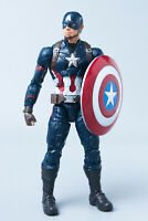 2017 Marvel Legends CAPTAIN AMERICA Civil War Action Figure | Free Shipping !