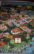 1988 Seoul Korea Olympic Poster