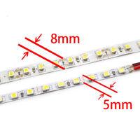 1M- 5M White 120LED/M SMD 2835 600LEDs Strip DC12V Super Bright 5/8mm PCB