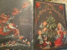 A Folk Art Christmas Painting Book #1-JoSonja-Hempelmenn/Nutcrackers/Snowmen/Sle