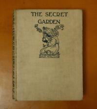 The Secret Garden by Frances Hodgson Burnett 1925 illustrated 1st ed. 11th print