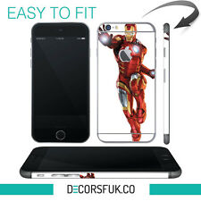 Ironman iPhone 6 wrap skin - iphone skins - covers for iphone - Marvel stickers