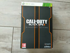Coffret Collector Call of Duty Black Ops 2 II COD Hardened Xbox 360 FR