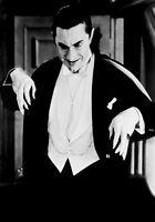 Dracula Movie Bela Lugosi PHOTO Creepy Scary Claws, Horror Movie Film 1931