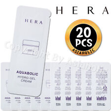 HERA Aquabolic Hydro-Gel Cream 1ml x 20pcs (20ml) Sample Waterin Gel 2017 New