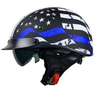 Vega Rebel Warrior Helmet Inner Shield Adjust Fit Quick Release XS S M L XL 2XL