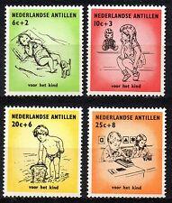 Dutch Antilles - 1961 Child welfare Mi. 113-16 MNH