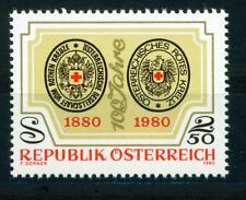 Austria Red Cross 100 Anniv 1980 MNH