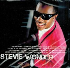 CD NUOVO/scatola originale-Stevie Wonder-Icon