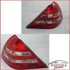Originale Mercedes Benz SLK Rückleuchten R170 / A1708201264 + A1708201164 Links