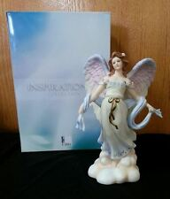 Inspirational Collection: Angel of the Wind Figure Figurine Statue Home Decor