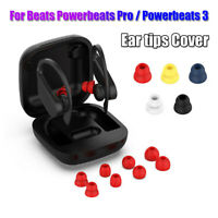 Cover Ear tips for Beats Powerbeats 3 Pro Silicone Earbuds In-Ear Earphone