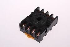 Power Timer Relay Socket Base Holder PF083A for JTX-2C 1pcs 8 Pin