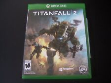 Replacement Case (NO  GAME) TITANFALL 2 TWO XBOX ONE 1 XB1 100% ORIGINAL