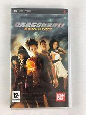 PSP Dragonball Evolution (2009) UK Pal, New & Sony Factory Sealed