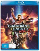 Guardians Of The Galaxy : Vol 2 (Blu-ray, 2017) Region B