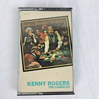 Kenny Rogers - The Gambler Cassette Tape #L4N-10247