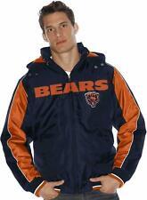 G-III Sports Chicago Bears Men's Rover Heavyweight Detachable Hoody Jacket