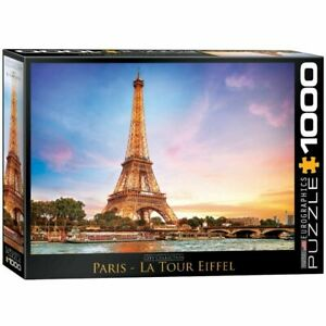 Eurographics 1000 Pezzi Puzzle - Paris Torre Eiffel EG60000765