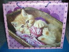 Geschenktüten  Geschenkbeutel Tasche Geschenktasche Geschenktragetasche Katze