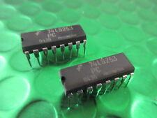 74ls253pc sn74ls253n DUAL 4-line per la visualizzazione unifilare dati Selector / Multiplexer * 2Per vendita *