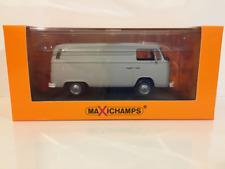 Maxichamps 940053060 Volkswagen T2 Delivery Van Grey 1972 Scale 1:43