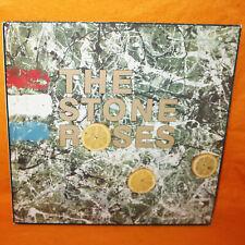 VINTAGE 1990 SILVERTONE RECORDS THE STONE ROSES - THE STONE ROSES LP VINYL UK