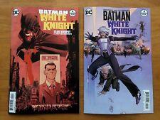 Batman White Knight #4 A + B Sean Murphy Variant DC Comics 2017 NM+ 1st Prints