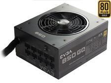 EVGA 850 GQ 210-GQ-0850-V1 80+ GOLD 850W  Semi Modular EVGA ECO Mode Power Suppl