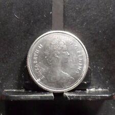 CIRCULATED 1982 10 CENT CANADIAN COIN(91917)1