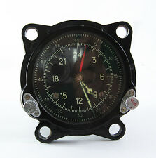 55M Russian Military AirForce Cockpit Clock of Tupolev Bomber