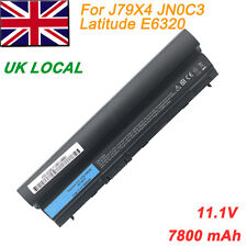 9 Cell Laptop Battery for Dell 9GXD5 R8R6F Latitude E6120 E6220 E6230 E6320