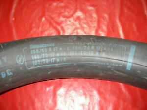 top Bridgestone SCHLAUCH MOTORRRADSCHLAUCH 160/60 160/70 150/70 140/70 17