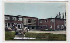 MARTIN'S HALL, LOUGHBOROUGH COLLEGE: Leicestershire postcard (C9371)