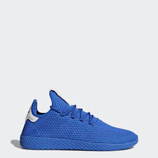 NEW CP9766 Men's Adidas Pharrell Williams Tennis Hu GENUINE Boys
